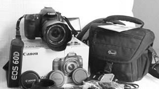 Фотокамера Canon 60D