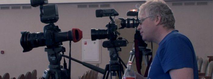 Видеосъемка двумя камерами