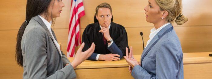 Видеосъемка судебного процесса