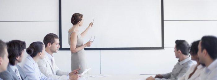 Видеосъемка презентаций