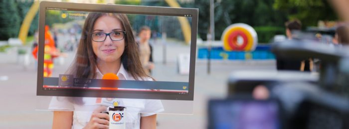 Разработка промо видео