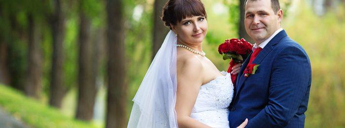 Свадебная съемка в Казани
